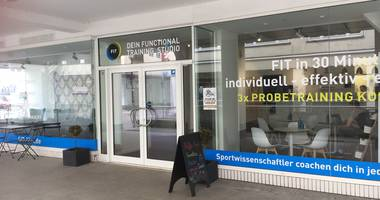 FIT - Funktionelles Innovatives Training Fitnessstudio in Kiel