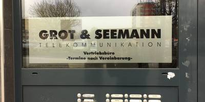 Grot & Seemann Telekommunikation OHG in Kiel