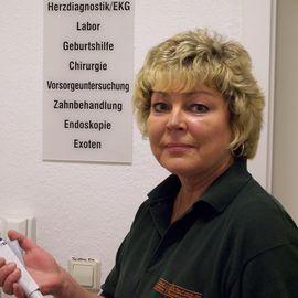 Bild zu Tierarztpraxis Leutzsch Tierarzt Leipzig B.Regensburger & D. Haupt Praktische Tierarztpraxis in Leipzig
