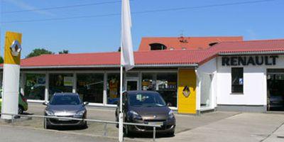 Büchner Autohaus in Friedersdorf Gemeinde Markersdorf
