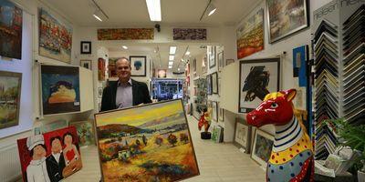 Galerie Ziehn & Dickmeis in Düren