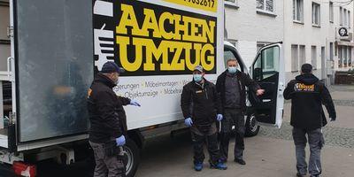 Aachen Umzug Möbeltransporte & Logistik in Aachen