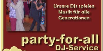 party-for-all DJ-Service in Bad Kreuznach