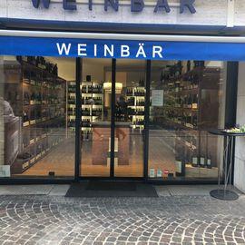 Weinbär Weinhandlung in Freiburg im Breisgau