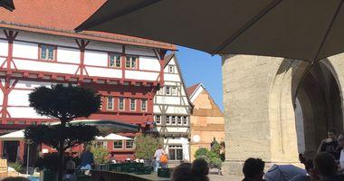 Cafe/Restaurant Kostbar in Bad Saulgau