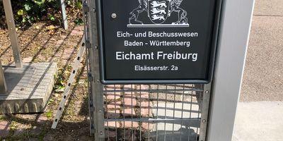 Eichamt in Freiburg im Breisgau