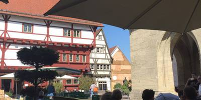 Cafe/Restaurant Kostbar in Bad Saulgau