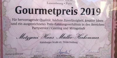 Metzgerei Müller-Herkommer in Freiburg im Breisgau