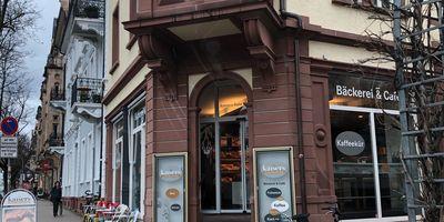 Kaisers Gute Backstube - Bäckerei mit Café in Freiburg im Breisgau