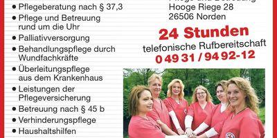 Deutsche Rotes Kreuz in Norden