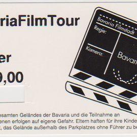 Bavaria Film- und Fernsehstudios GmbH in Grünwald Kreis München