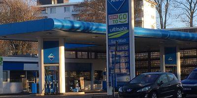 Araltankstelle mit Rewe to Go in Wuppertal