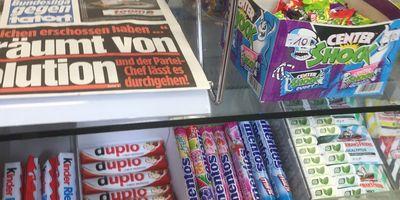 Tabakwaren und Lotto Waltraud Schmidtmann in Wuppertal