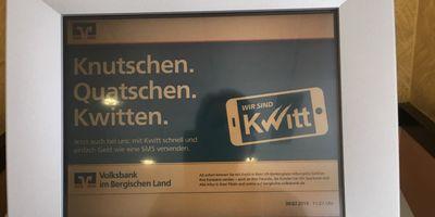 Volksbank im Bergischen Land eG - SB-Standort in Wuppertal
