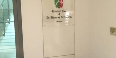 Schwerin Thomas Dr. u. Rau Rhaban Notar in Wuppertal