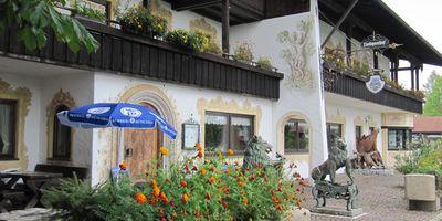 Neiderhell Landgasthof und Hotel in Kleinholzhausen Gemeinde Raubling