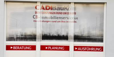 CADIBAU Köln GmbH in Köln