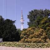 "Fernsehturm ""Heinrich-Hertz-Turm"" in Hamburg"