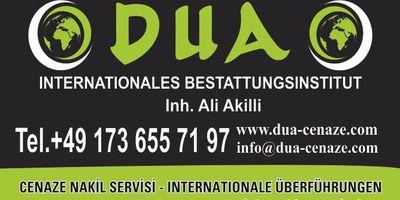 Islamisches Bestattungsinstitut DUA in Frankfurt