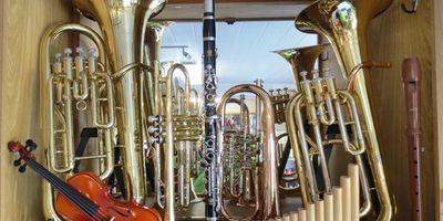 Musikhaus Göckes Instrumentenbau u. Reparatur in Neu-Isenburg