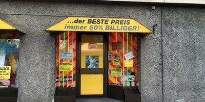 Erotik-Videothek DvD XXXL Discount München in München