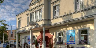 Atlantic Pub in Ostseebad Heringsdorf