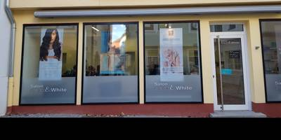 Salon Black & White - Bianca Dirian & Sheila Turner in Ansbach