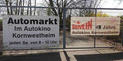 DRIVE IN Autokino Kornwestheim in Kornwestheim
