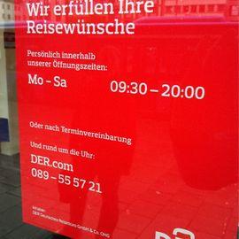 DER Deutsches Reisebüro in München