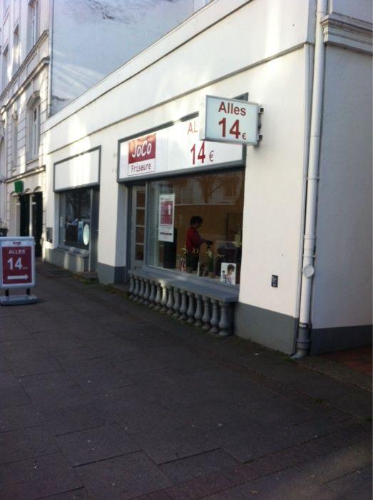 joco friseure gmbh 1 foto hamburg uhlenhorst papenhuder str golocal. Black Bedroom Furniture Sets. Home Design Ideas