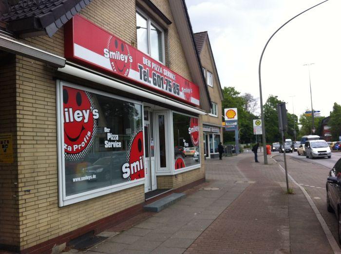 smileys pizza sasel 1 bewertung hamburg sasel stadtbahnstra e golocal. Black Bedroom Furniture Sets. Home Design Ideas