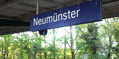 Bahnhof Neumünster in Neumünster
