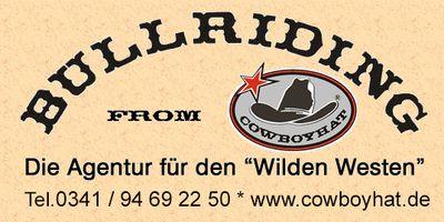Bullriding from Cowboyhat die Agentur für den Wilden Westen in Leipzig