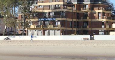 Klinik Westfalen - Rehaklinik am Meer in Wyk auf Föhr