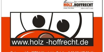 Hoffrecht Bau- und Möbeltischlerei in Werdohl