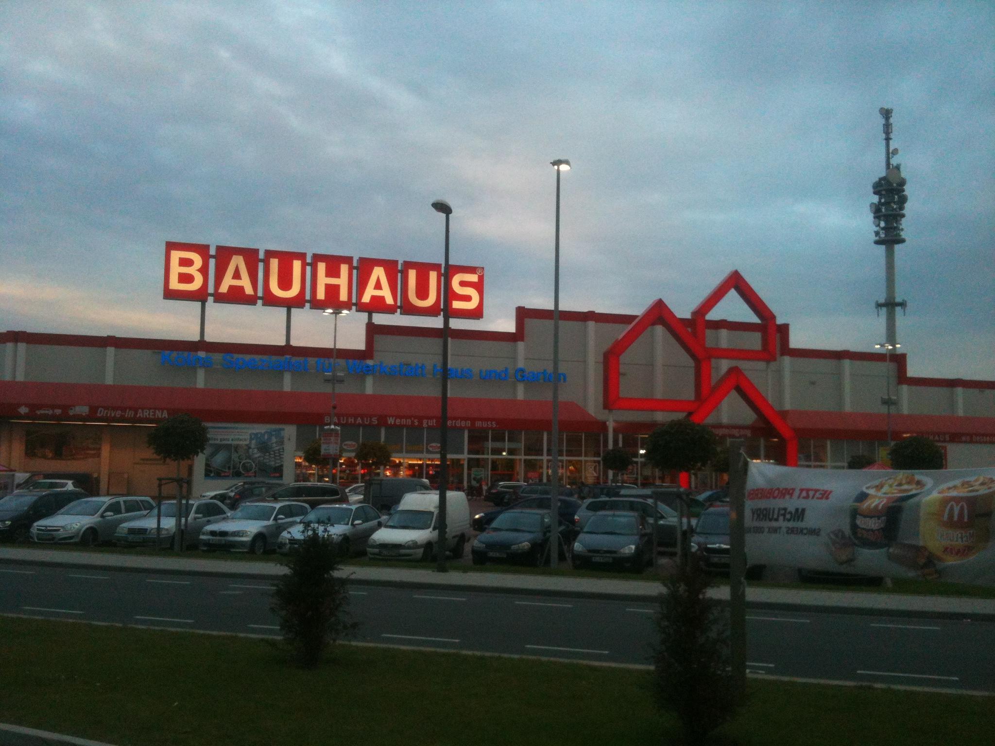 Bauhaus Gmbh Co Kg 51103 Koln Kalk Offnungszeiten Adresse