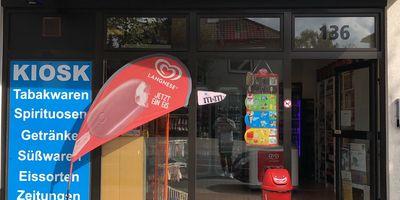 Kiosk Thinu in Lünen