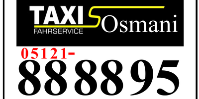 Taxibetrieb Osmani in Hildesheim
