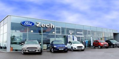 Autohaus Zech GmbH Ford Haupthändler Autohaus in Schwäbisch Hall