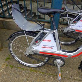 Bild zu Deutsche Bahn Connect GmbH (Call a Bike) in Frankfurt am Main