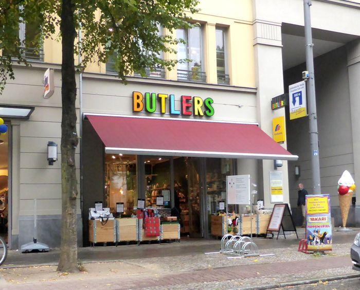 Butlers Berlin Teltower Damm Zehlendorf 1 Foto Berlin