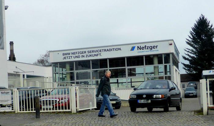 Bmw Autohaus Nefzger Gmbh Co Kg 1 Bewertung Berlin Westend