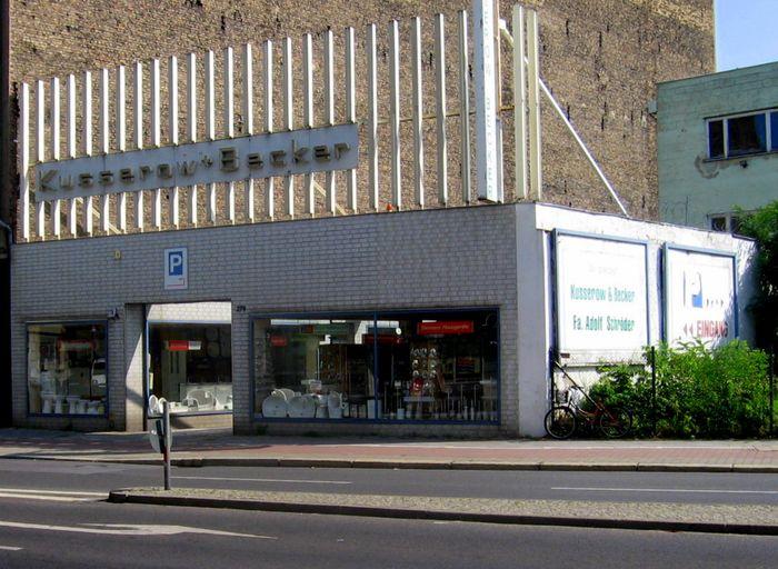 Sanitärhandel  Kusserow + Becker Sanitärhandel in Berlin - Das Örtliche