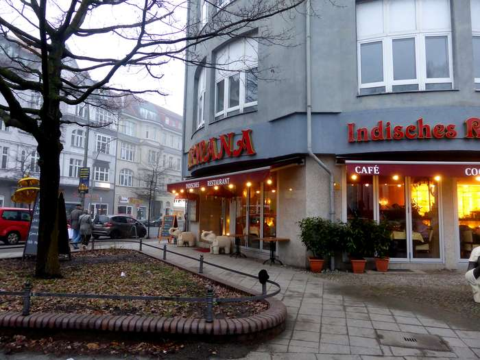nirvana indisches restaurant 3 bewertungen berlin steglitz schlo str golocal. Black Bedroom Furniture Sets. Home Design Ideas