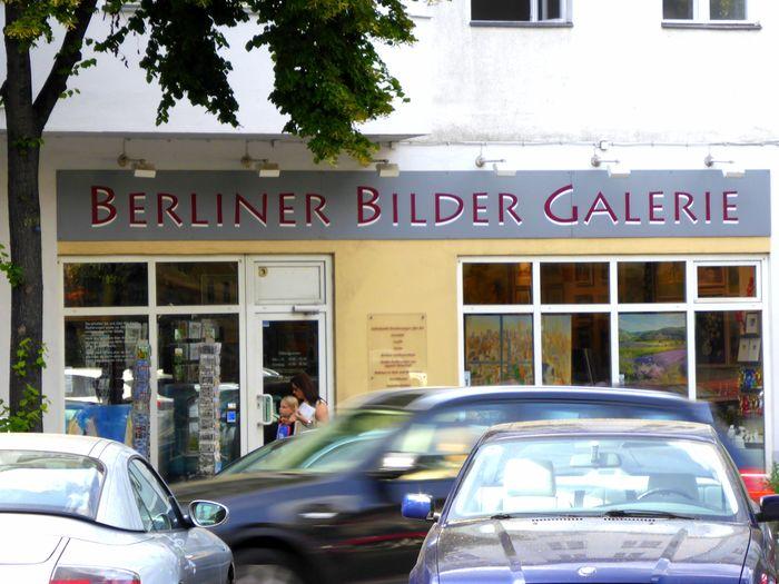 bilder und fotos zu berliner bilder galerie christoph falk in berlin kaiserdamm. Black Bedroom Furniture Sets. Home Design Ideas