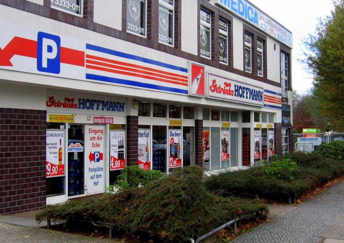 Getränke Hoffmann GmbH - 1 Bewertung - Berlin Falkenhagener Feld ...