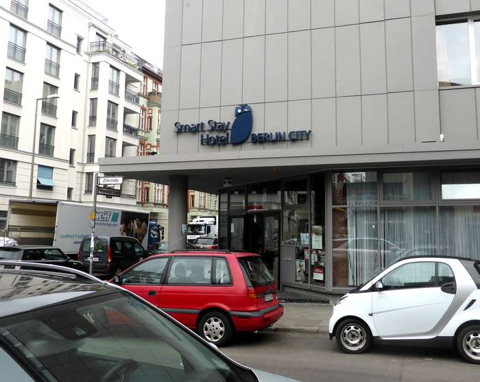 Smart Stay Hotel Berlin City Hostel Charlottenburg Jugendherberge Berlin