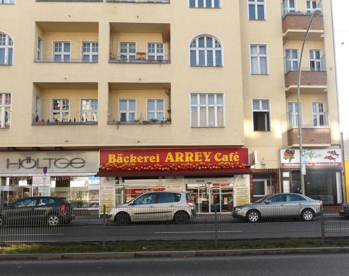 Cafe Factory Girl Berlin