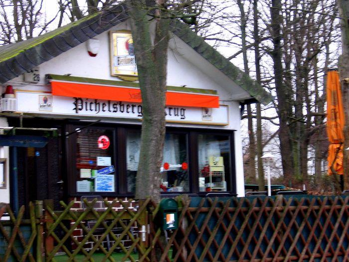 Pichelsberger Krug In Berlin Westend Im Das