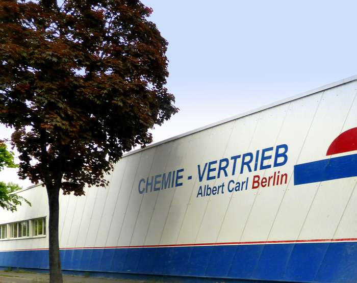 cvb albert carl gmbh co kg chemiehandel 1 foto berlin tempelhof oberlandstr golocal. Black Bedroom Furniture Sets. Home Design Ideas